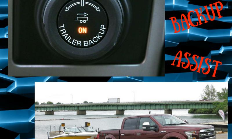 Ford Trailer Backup Assist >> Ford Trailer Backup Assist