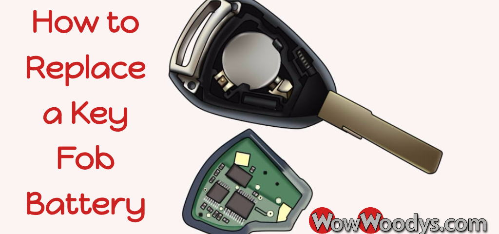 Jeep Key Fob Battery >> How To Replace A Key Fob Battery
