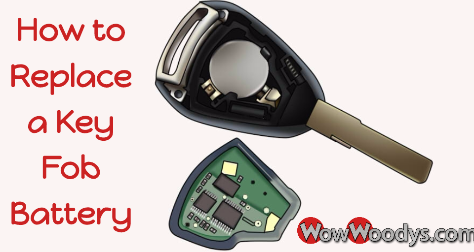 2006 saturn vue key fob battery replacement