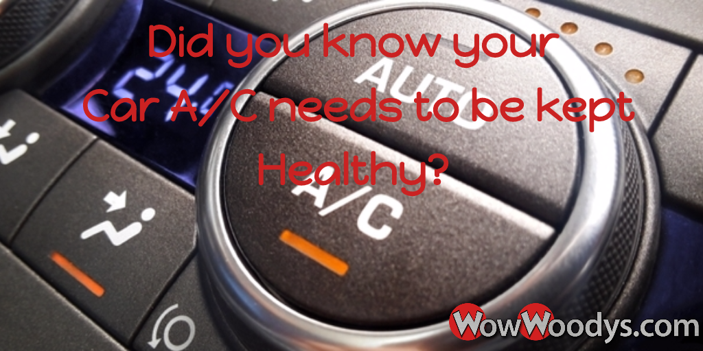 Keeping A Healthy Car Air Conditioning