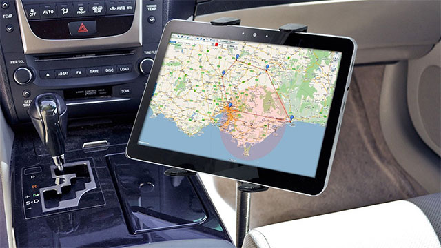 Vehicle Hack: DIY Tip to Add a Touchscreen Tablet to Your