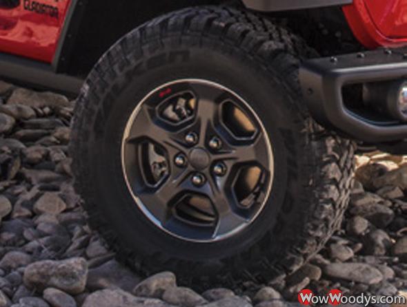 33-inch All-Terrain light truck tires