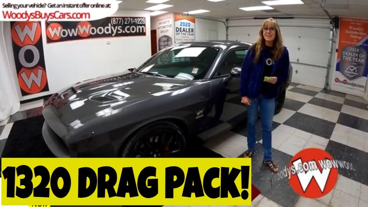 2019 Dodge Challenger R/T Scat Pack Video Walkaround