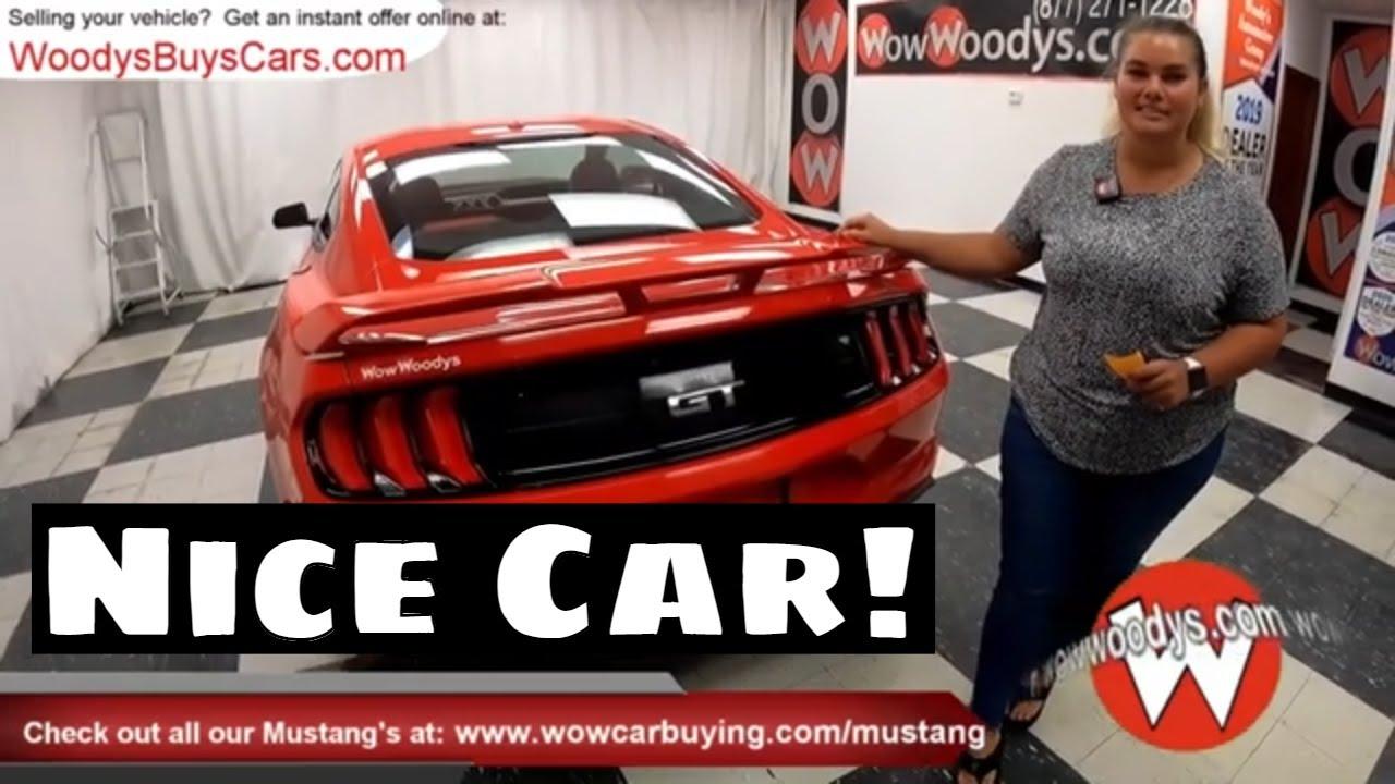 2019 Ford Mustang GT Premium Video Walkaround