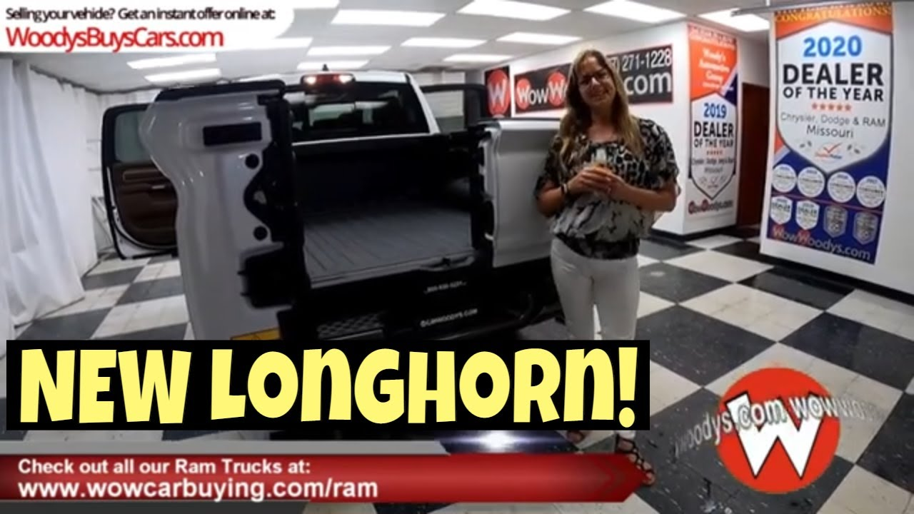 2021 Ram 1500 Longhorn Video Walkaround