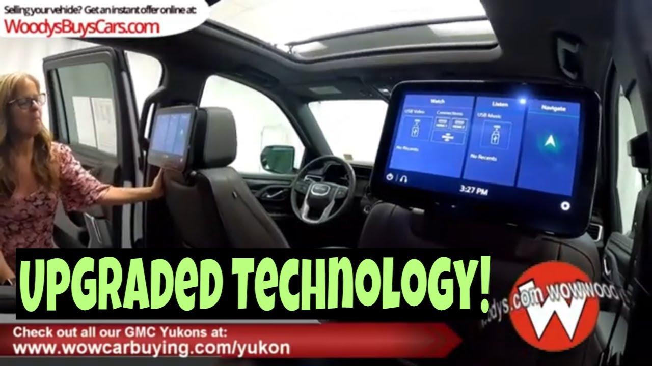 2021 GMC Yukon XL Denali Video Walkaround