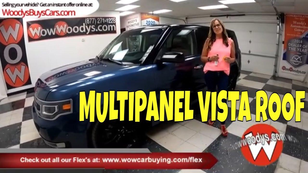 2019 Ford Flex Limited EcoBoost Video Walkaround