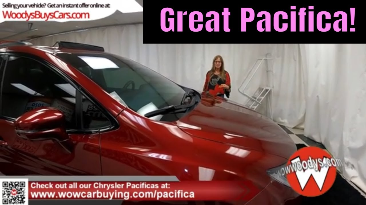 2018 Chrysler Pacifica Limited Video Walkaround