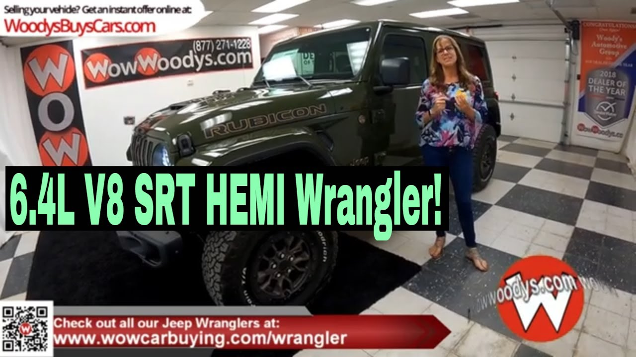 2021 Jeep Wrangler Unlimited Rubicon 392 Video Walkaround