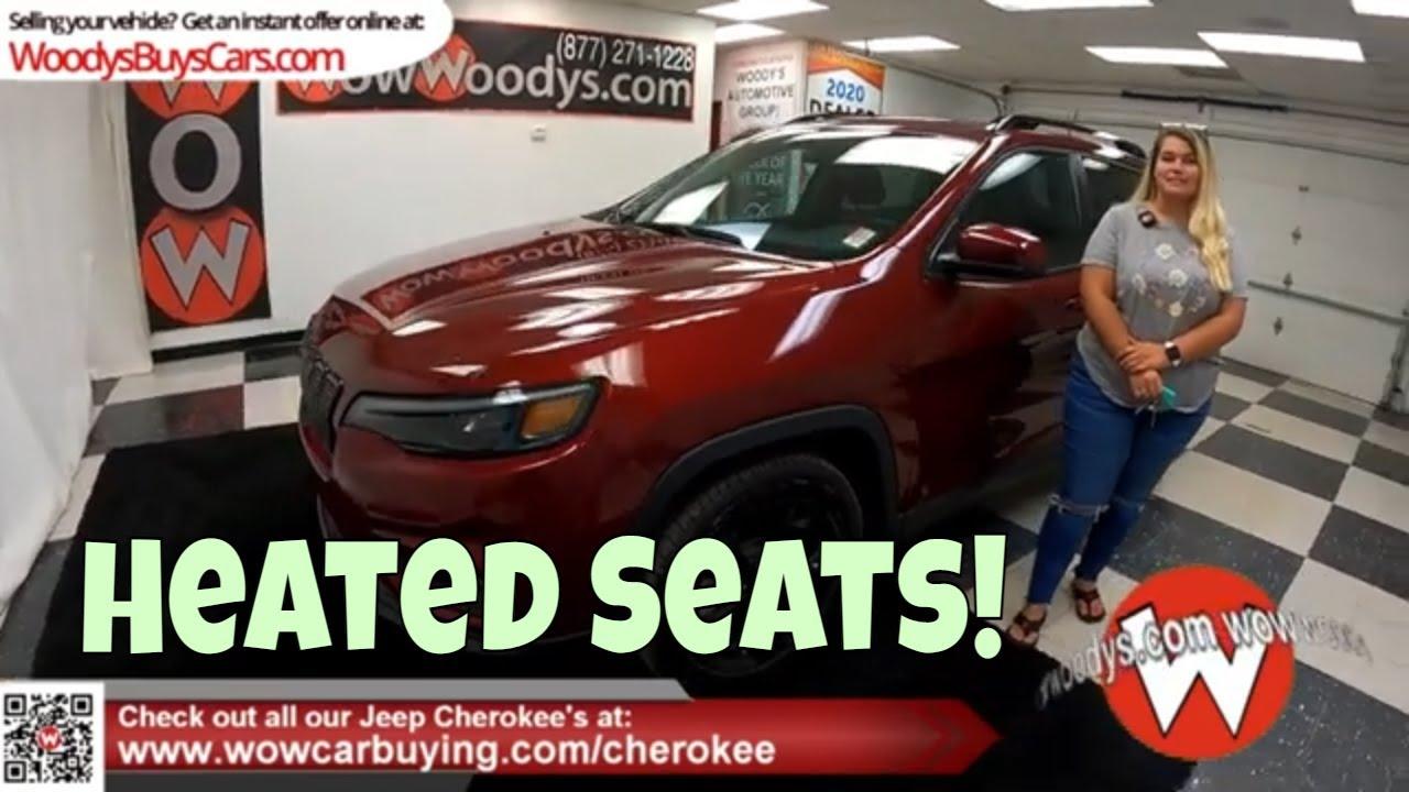 2020 Jeep Cherokee Altitude Video Walkaround