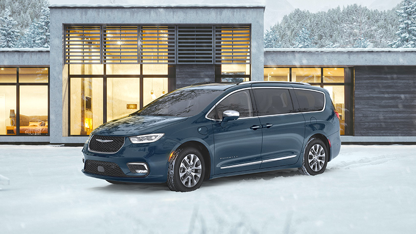 2021 Chrysler Pacifica wowwoodys