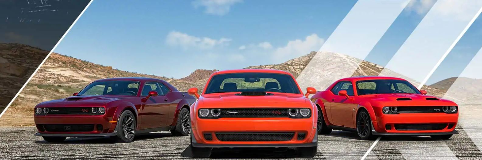 2021 Dodge Challenger Trim Levels