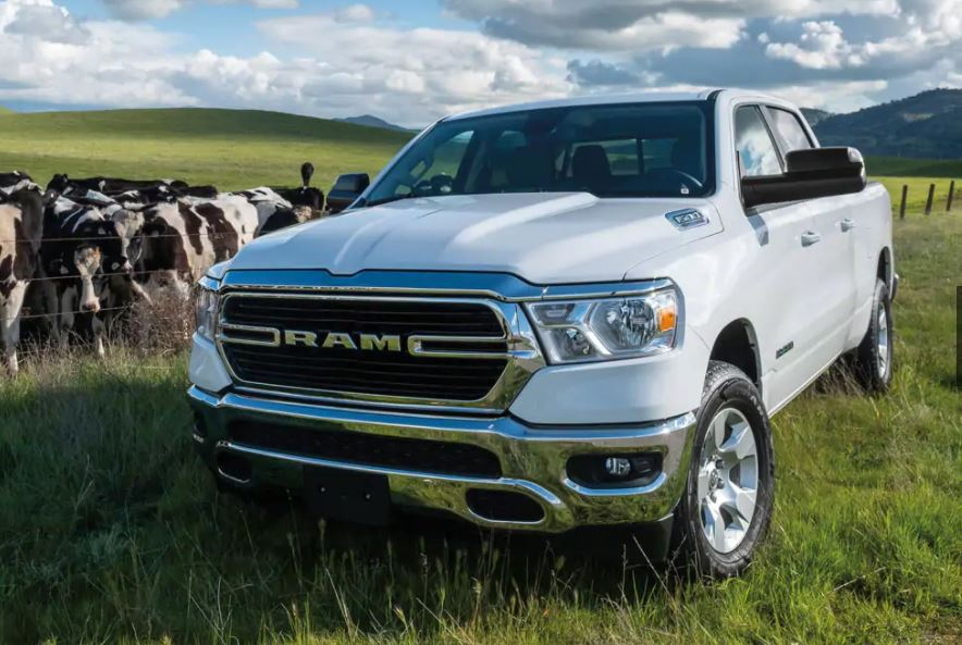 2021 Ram 1500 Truck of the Year