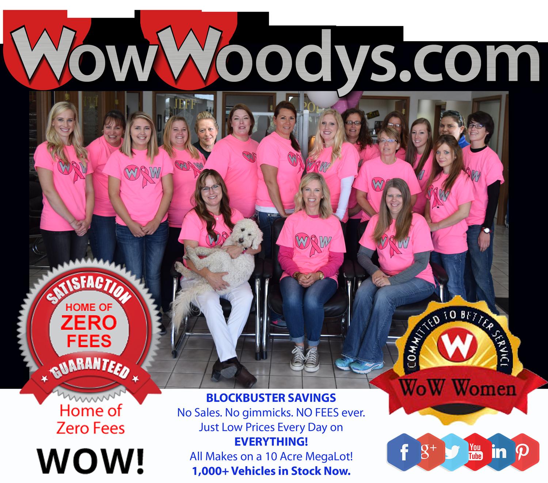 WowWomen Certified Program Woody s Automotive Group