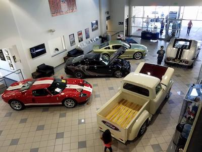 Ziems Annual Car Show Farmington Ford Dealer - Fun car show award categories