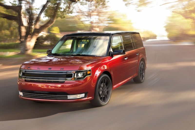 2019 Ford Flex for sale near Aztec