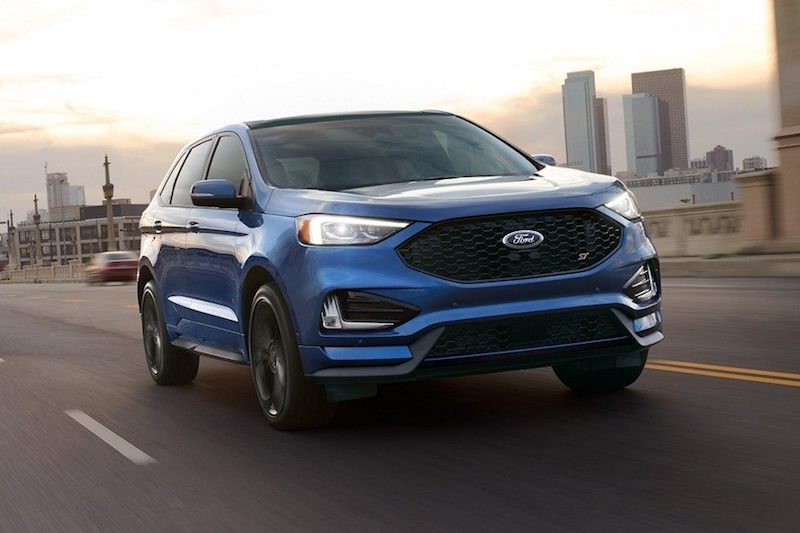 2019 Ford Edge Near Aztec Bloomfield Area Ford Dealer Zeims Ford