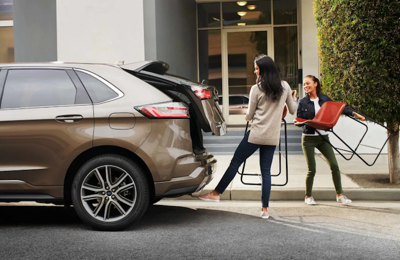 Ford Edge Towing Capacity >> What Can The Ford Edge Tow Aztec Area Ford Dealer