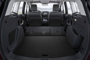 2019 Ford Escape cargo space