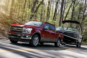 Ford F-150 Research