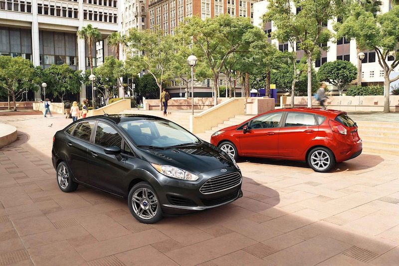 2019 Ford Fiesta Near Aztec Bloomfield Area Ford Dealer Ziems Ford
