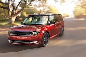 2019 Ford Flex near Aztec