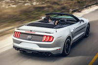 Ford Mustang Research