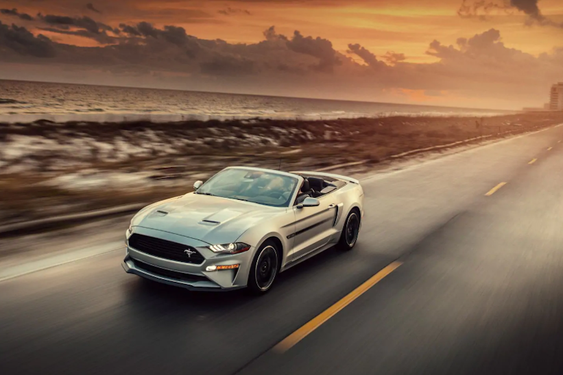 2019 Ford Mustang Near Aztec