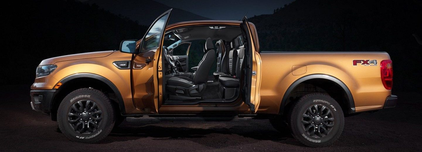 2019 Ford Ranger Available In Farmington