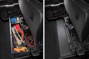 2019 Ford Super Duty F-250 Under Seat Storage