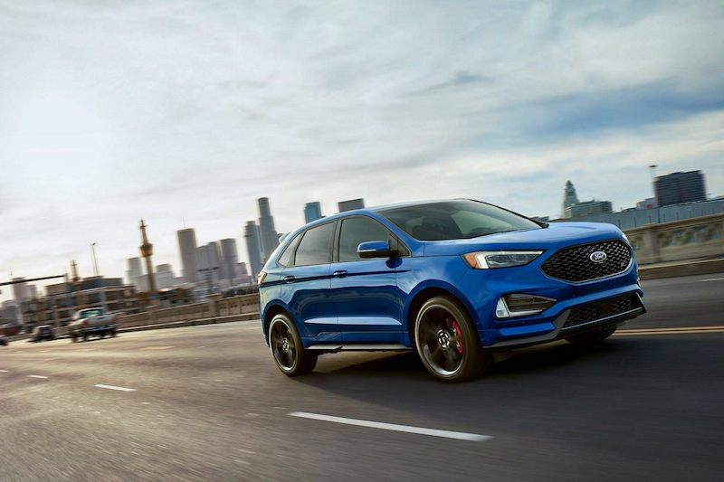 2019 Ford Edge Design Interior Aztec Area Ford Dealer Ziems Ford