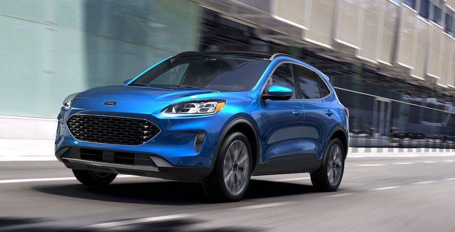2020 Ford Escape Coming Soon To Ziems Ford Corners