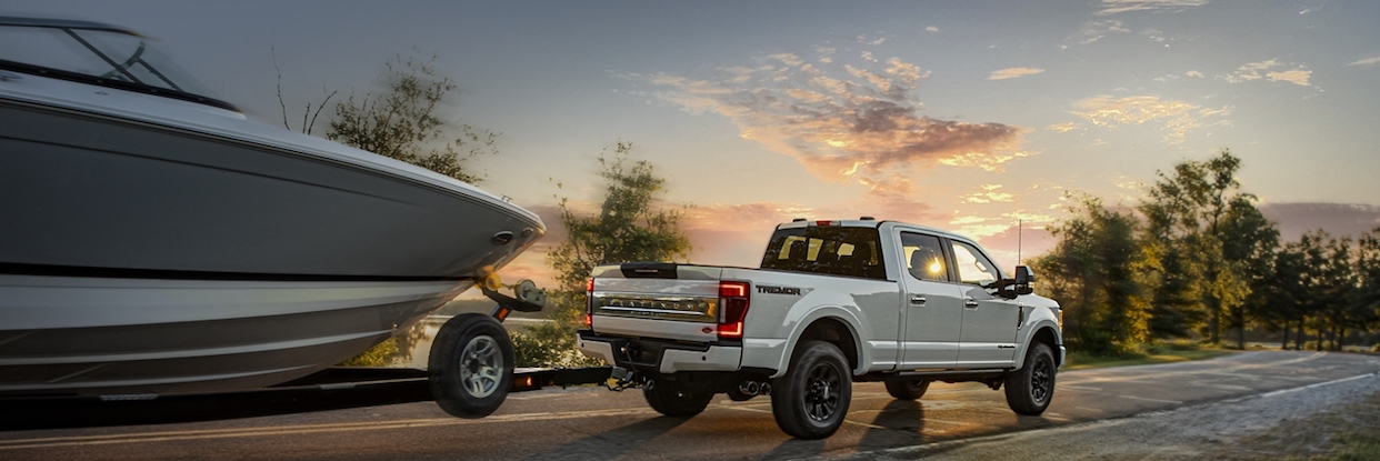 2020 Ford Super Duty Towing Capacity