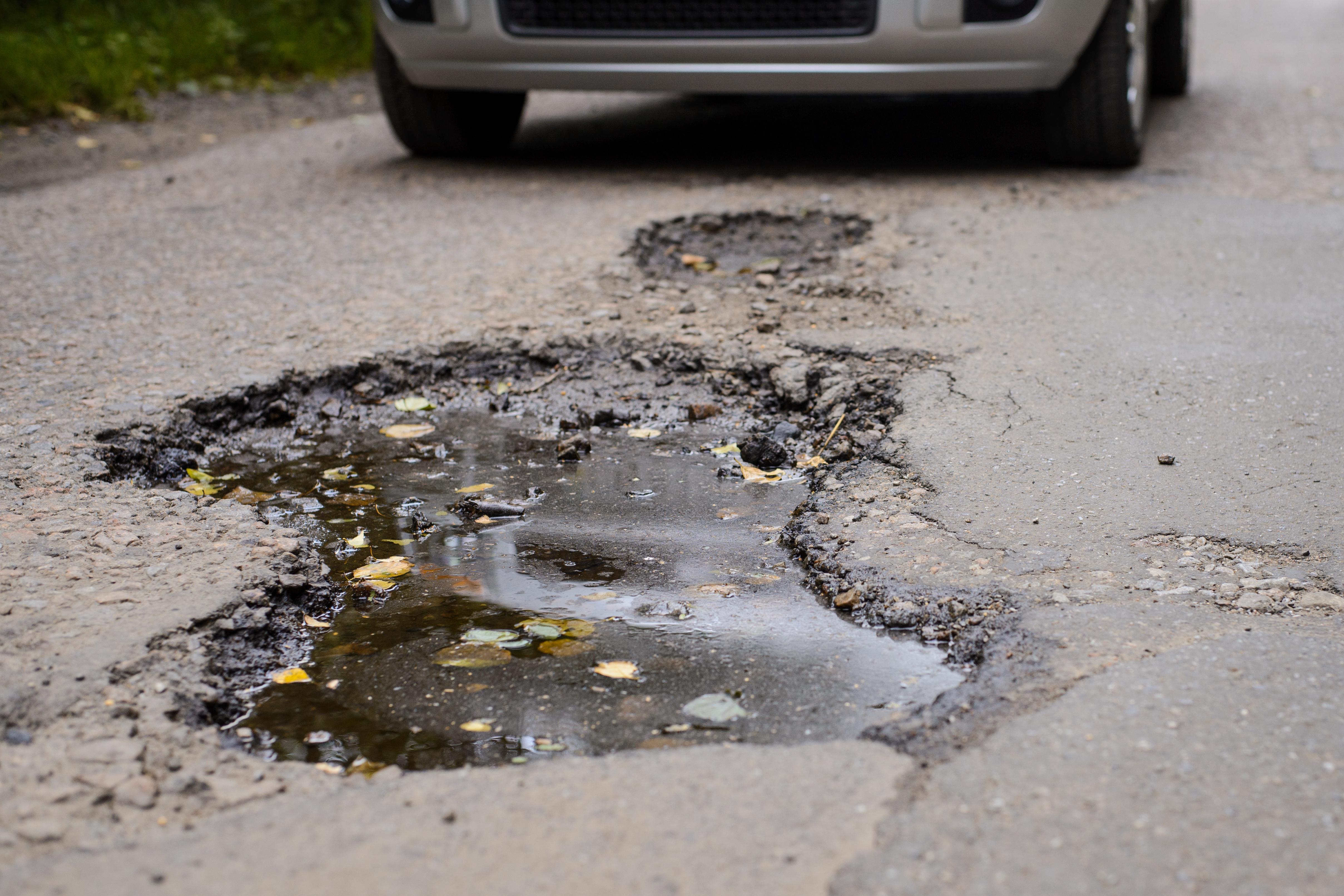The Danger of Potholes