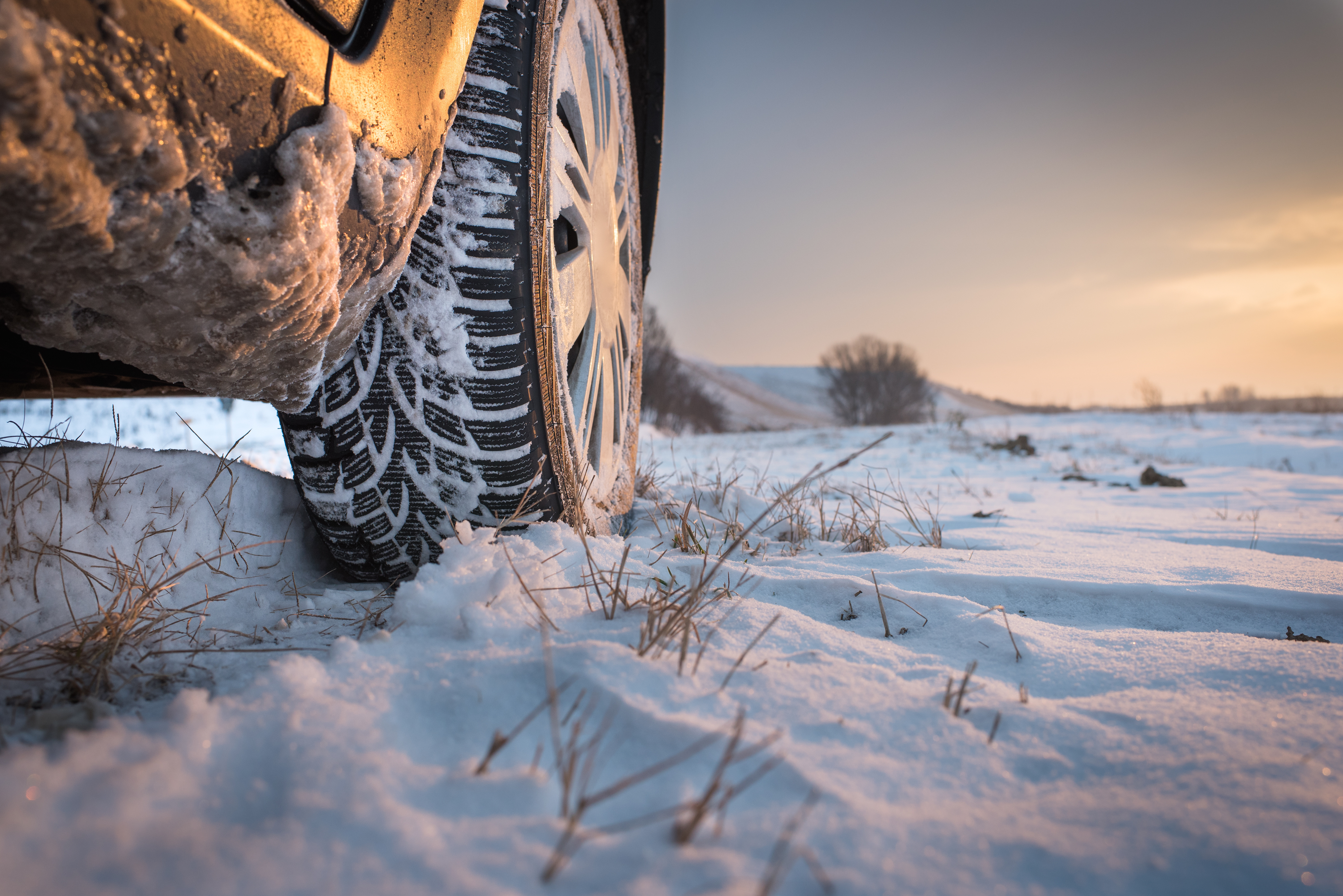 Keep You Safe on Winter Roads