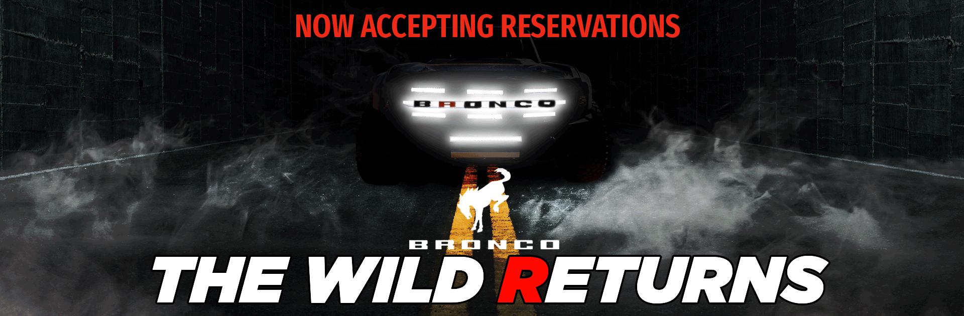 Bronco Updated