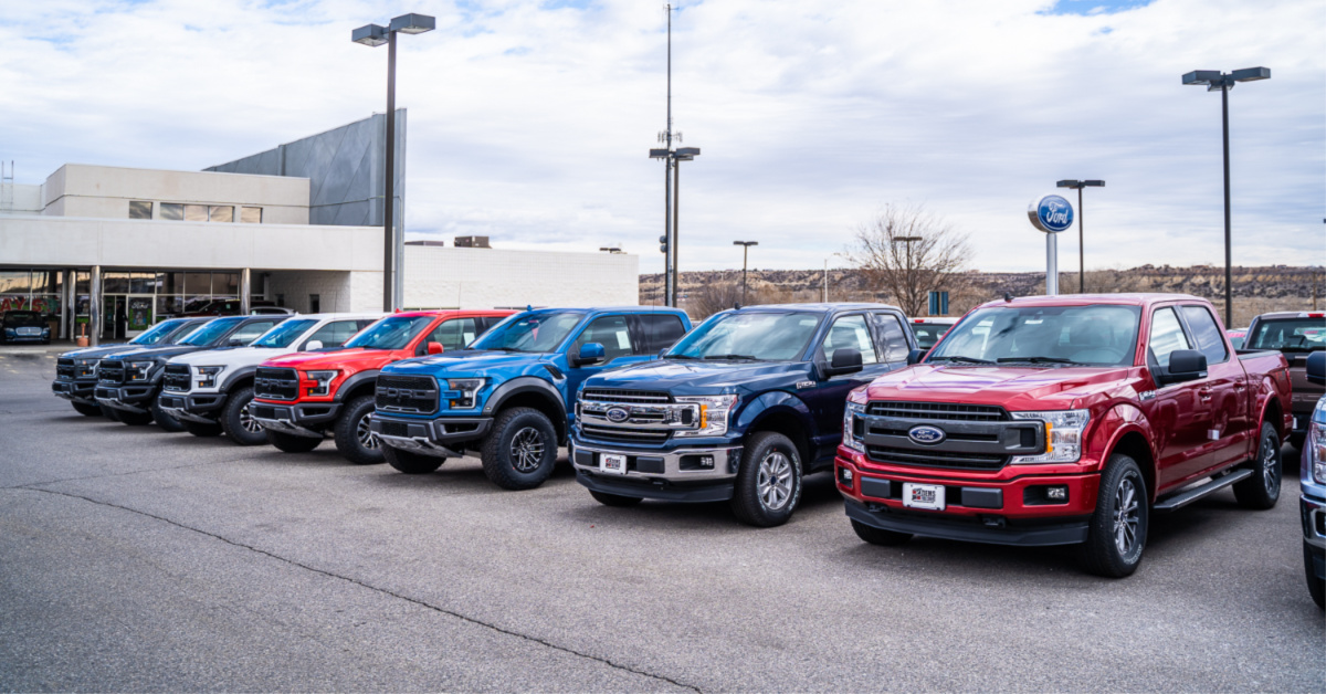 Ford F-Series, America's Best Selling Truck 43rd Year in a Row