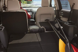 How-To Use Ford's PowerFold Seating