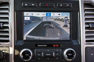 Ford Pro Trailer Backup Assist