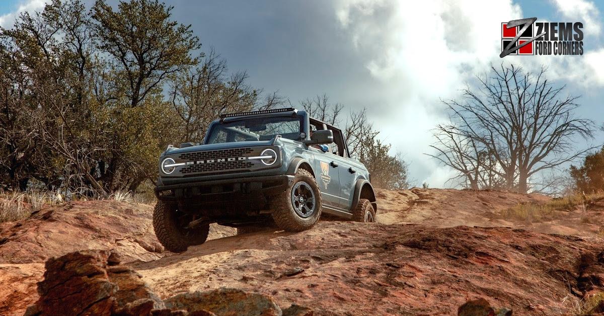 Ziems 2021 Ford Bronco