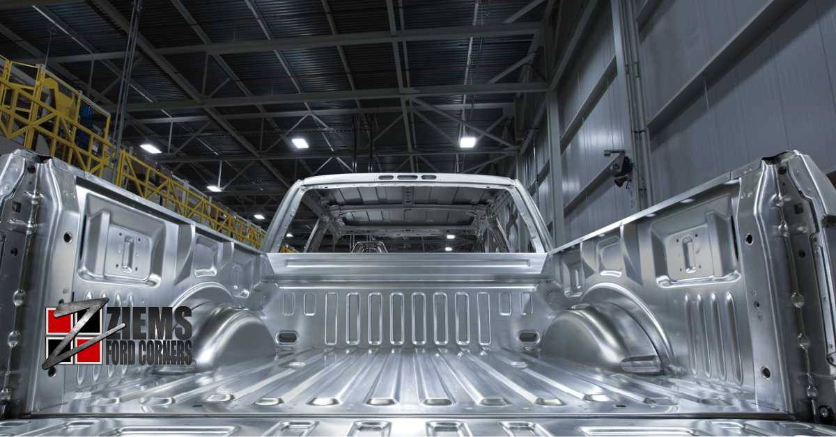 Ziems F-150 Aluminum Body