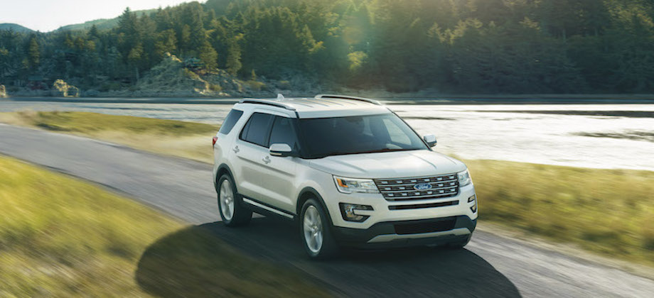 Ford Explorer - Ford CPO Benefits