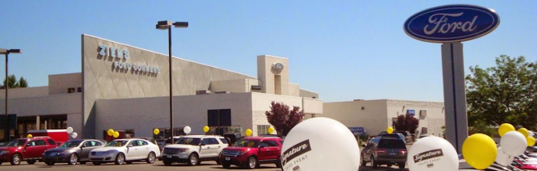 Ziems Ford Corners Exterior1